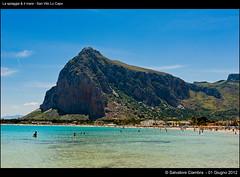 _D7A3963_bis_San_Vito_Lo_Capo (Vater_fotografo) Tags: panorama nikon mare sole spiaggia sicilia sabbia sanvitolocapo sanvito ciambra nikonclubit salvatoreciambra clubitnikon vaterfotografo