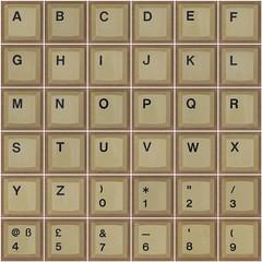 Keyboard Keys (Leo Reynolds) Tags: fdsflickrtoys photomosaic alphabet alphanumeric letterset 0sec abcdefghijklmnopqrstuvwxyz0123456789 hpexif groupfd mosaicalphanumeric xleol30x xphotomosaicx xxx2012xxx