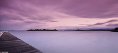 Tuggerah Bay Jetty | Lake view (Taha Elraaid) Tags: lake seascape beautiful canon eos view image mark iii australia nsw 5d mm 1740 taha wollongong waterscape illawarra مصور طه أستراليا ليبيي canoneos5dmarkiii elraaid ولونجونج الرعيض tahaphotography tahaelraaid