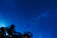 Southern Cross (Explored 7 June 2012) (Indigo Skies Photography) Tags: stars southernsky southernhemisphere milkyway southerncross crux thepointers night nighttime sky colour colourful flickr photography victoria australia tooleen raychristy nikond90