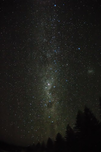 South Coast Milky Way