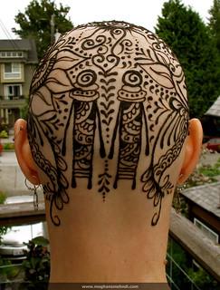 Henna crown 6