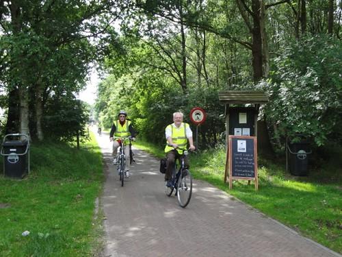2012 fietsvakantie in Dwingeloo 144
