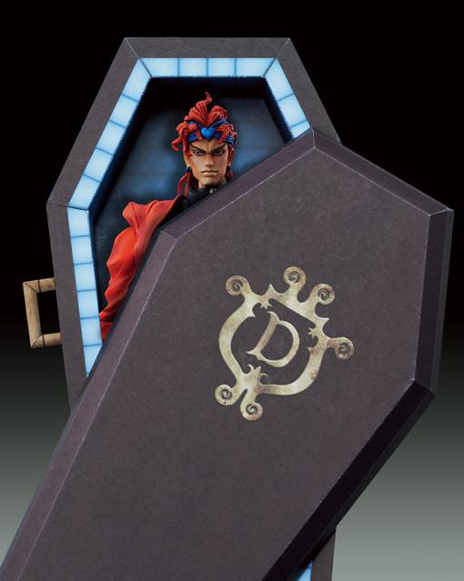 超像可動 WF2012[夏] 限定品DIO 與棺材