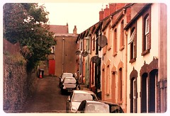 Derry Houses (LondonLeyla) Tags: road county street city uk ireland houses alley united small londonderry ni northern residential coloured derry kindom ulster