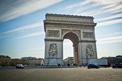 Arc de Triomphe (candicelin.com) Tags: paris france arcdetriomphe champslyses