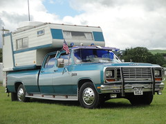 Dodge Ram 350 Royal (GoldScotland71) Tags: royal 350 dodge 1970s ram camper motorhome caravanette q789voj