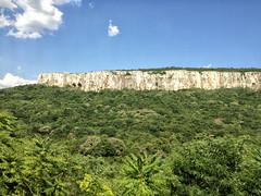 Limestone outcrops #2 (larigan.) Tags: travel trees vacation holiday rocks linden sumac bulgaria limestone balkans iphone velikotarnovo outcrops limetrees larigan phamilton  iphone4s