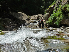 Escursionismo Laga - Torrente Tordino
