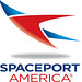 """Spirit,"" the new logo identity of Spaceport America. All usage must be in accordance to brand identity standards. Spaceport America is a registered trademark of the New Mexico Spaceport Authority."