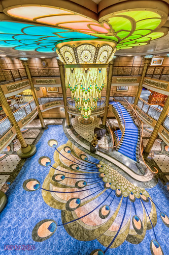 "Disney Fantasy - Lobby Atrium from Deck 5 • <a style=""font-size:0.8em;"" href=""http://www.flickr.com/photos/8980678@N03/7534873930/"" target=""_blank"">View on Flickr</a>"