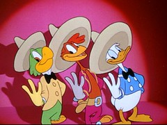 The Three Caballeros (1944) (mrchristopherm) Tags: disney animation donaldduck waltdisney panchito josecarioca thethreecaballeros