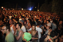 Crowd during Duran Duran, Main Stage @ExitFestival 2012