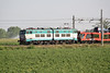 Un Caimano per l'Autozug (Maurizio Zanella) Tags: italia trains db railways aw fs alessandria trenitalia treni autozug ferrovie pontecurone e656516 arenaways