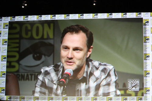 David Morrissey: 'Acting gave me a life'