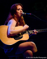 Jenn Grinels @ Tractor Tavern (Kirk Stauffer) Tags: show seattle red musician music food woman usa tractor cute beer girl festival rock female bar hair menu restaurant ginger washington concert nikon women long pretty tour wine guitar song live stage gig band drinking july pop redhead eat drinks alcohol singer actress indie actor ballard vocals fiery 2012 stauffer singersongwriter tractortavern thetractor 71612 d700 jenngrinels kirkstauffer jengrinels