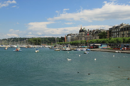 Geneva by bortescristian, on Flickr
