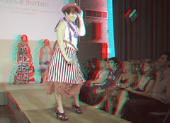 On the threshold of the London Olympics (katyfernleigh) Tags: 3d anaglyph stereo spm twincamera canona570 sdmsync