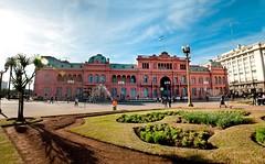 Casa Rosada [Panormica] (Carlos Olimpio a.k.a Malino) Tags: argentina buenosaires nikon plazademayo casarosada panormica d90 praademaio sigma18250mmos