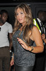 Lauren Goodger outside Funky Buddha nightclub. London, England