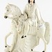 198. Staffordshire Figural of Man on Horseback