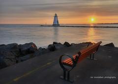 lighthouse sunrise (Rex Montalban Photography) Tags: sunset lighthouse hdr photomatix rexmontalbanphotography photoshopelements9