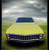 Americana (Dune_UK) Tags: auto travel sky usa green eye art look grass car yellow liverpool photoshop mall joseph j photo blog moody different photographer image sale sold manipulation photograph american frame saudi arabia wife latex jeddah seen spikes glynne pritchard scouser