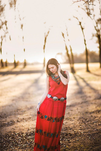 Arcadia Oklahoma Senior Portrait Photography