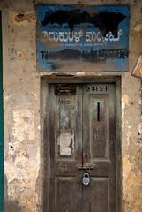 Old House in Halasuru Area (VinayakH) Tags: halasurusomeshwaratemple bangalore india ulsoor chola vijayanagaraempire kempegowda hindu shiva temple hinduism