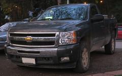Chevrolet Silverado LT Z71 2011 (RL GNZLZ) Tags: chevrolet silverado 4x4 z71 camionetas v8 silveradolt 2011 1500