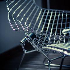 Bertoia Bird (hhdoan) Tags: knoll bertoia midcentury midcenturymodern chair furniture moderndesign