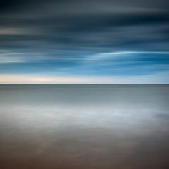 Sky & Sea (f22 Digital Imaging) Tags: seascape 10stop longexposure hoyaprond1000 seatonsluice northumberland
