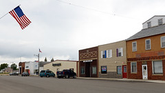 Downtown Streeter, North Dakota (Blake Gumprecht) Tags: stutsmancounty northdakota streeter downtown florencestreet businesses stores