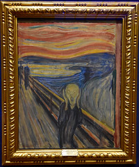 Skrik 1 (Xevi V) Tags: edvardmunch thenationalgallery thescream skrik crit cridar oslo noruega norway isiplou munch