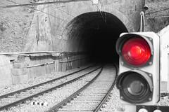 Frenar (torresgarciac) Tags: vias tren railes train tunel caminito rey malaga alora ardales chorro estacion ferrocarril costa del sol