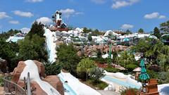 Disneys Blizzard Beach Water Park (Yvonne Oelsner) Tags: florida disney blizzardbeach waterpark wasserpark waltdisneyworld waterslide wasserrutsche sessellift chairlift