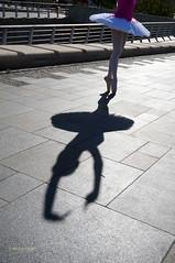 DSC06083 (liverpix) Tags: cleo dog performing anthonywalsh photowalk 500px liverpool pierhead liverbuilding ballerina ballet