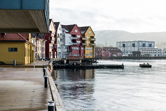Bergen 04 March 2015-0089.jpg (JamesPDeans.co.uk) Tags: woodenbuildings norway hordaland landscape ships scandanavia bergen reflection quay architecture balconies windows europe harbour sea no