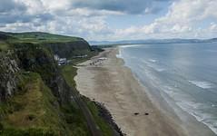 Benone Beach (christy.odonnell069) Tags: beach northerireland irish landscape ireland eire clouds water