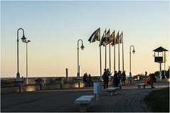 3762-PASEO MARTIMO DE ISLANTILLA - HUELVA - (-MARCO POLO-) Tags: atardeceres ocasos costas mares rincones ciudades