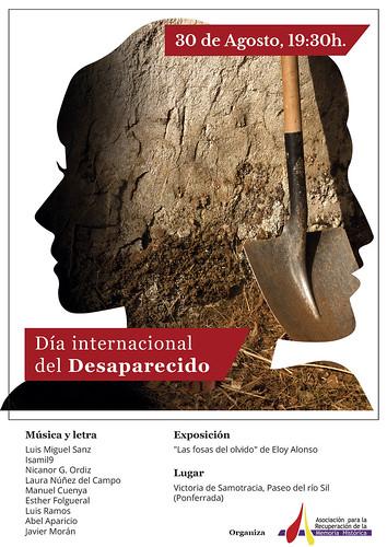 Día Internacional del Desaparecido 2016