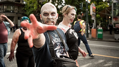 (Mark Klotz) Tags: zombiewalkyvr vancouverzombiewalk zombies 2016vancouverzombiewalk zombiewalk markklotz vancouverevents annualzombiewalk
