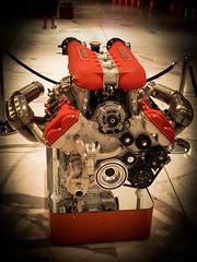 V8 (Black Mamba PM) Tags: ferrari motor car cars auto abu dhabi