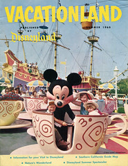 Vacationland, Summer 1960 00 - Cover (Tom Simpson) Tags: vacationland vintage 1960 1960s disney disneyland mickeymouse fantasyland teaparty teacup madteaparty chickenoftheseapirateship