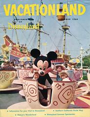 Vacationland, Summer 1960 00 - Cover (Tom Simpson) Tags: vacationland vintage 1960 1960s disney disneyland mickeymouse fantasyland teaparty teacup madteaparty chickenoftheseapirateship