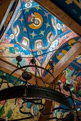 looking up (popov sin) Tags: church orthodox nikon d3000 1855mm vrdnik fruskagora