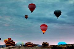 Candle Light (dltaylorjr) Tags: turkey hotairballoon anatolia nevsehir goreme cappadocia ballooning balloon