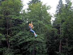 P8234097e (topzdk) Tags: treeclimbing summer 2016 czechrepublic ski slope lanovy park