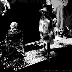 Forward to the Past (Ricardas Jarmalavicius) Tags: blackandwhite blackandwhitephotography blackwhite noiretblanc photography photographize photooftheday photographie photo iphoneography iphonephotography iphone6s popphotocom popphoto eyephoto bestphoto streetphotography mobilephotography mobiography street straat italia italy city people candid girl women 500px 121clicks jarmalavicius ricardasjarmalavicius viewbug flickr flickrheroes flickrsocial shootermag mobilemag travel shadows monochrome