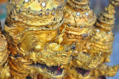 Gold Leaf Naga